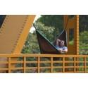 Hamac de Voyage Double Colibri Turquoie