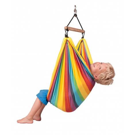 Kinderhängestuhl IRI rainbow