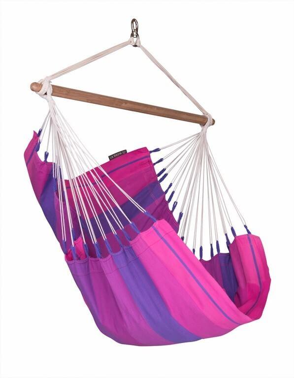Kolumbianischer Hängestuhl Basic ORQUIDEA purple