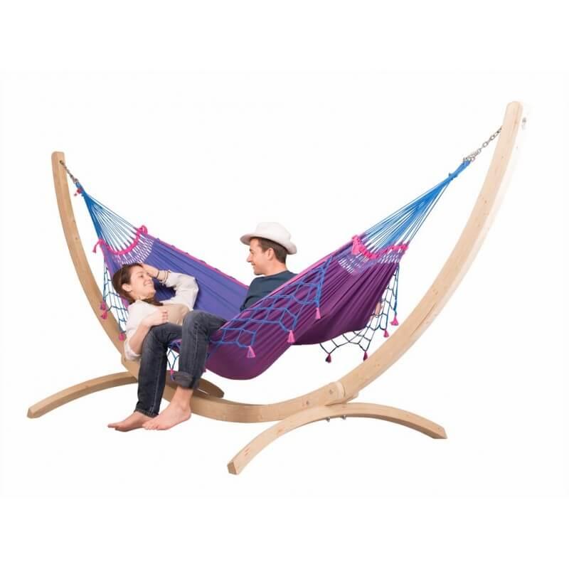 st nder f r doppel h ngematten canoa. Black Bedroom Furniture Sets. Home Design Ideas